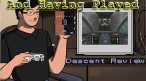 Descent Title Card